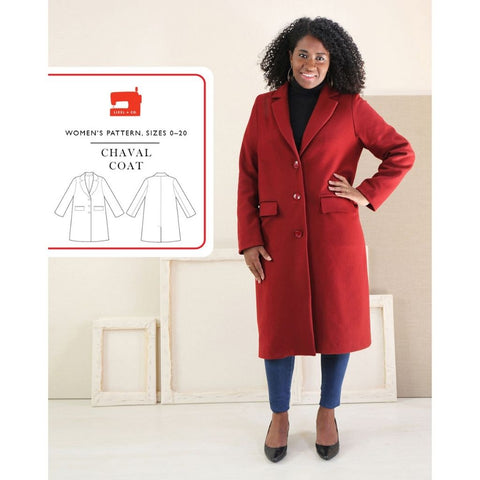 Liesl + Co. Chaval Coat