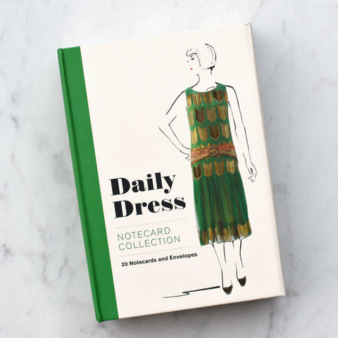 Daily Dress Note Card Collection
