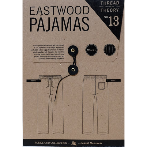 Thread Theory Men's Eastwood Pajamas