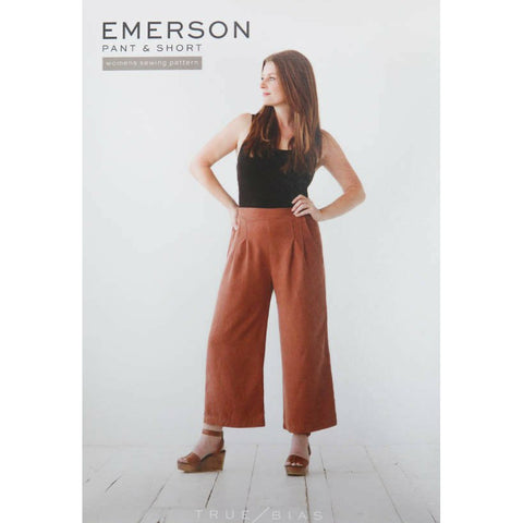 True Bias Patterns Emerson Pants & Shorts