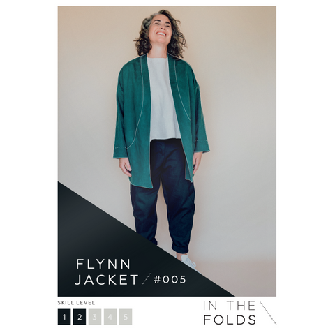 In the Folds Flynn Jacket