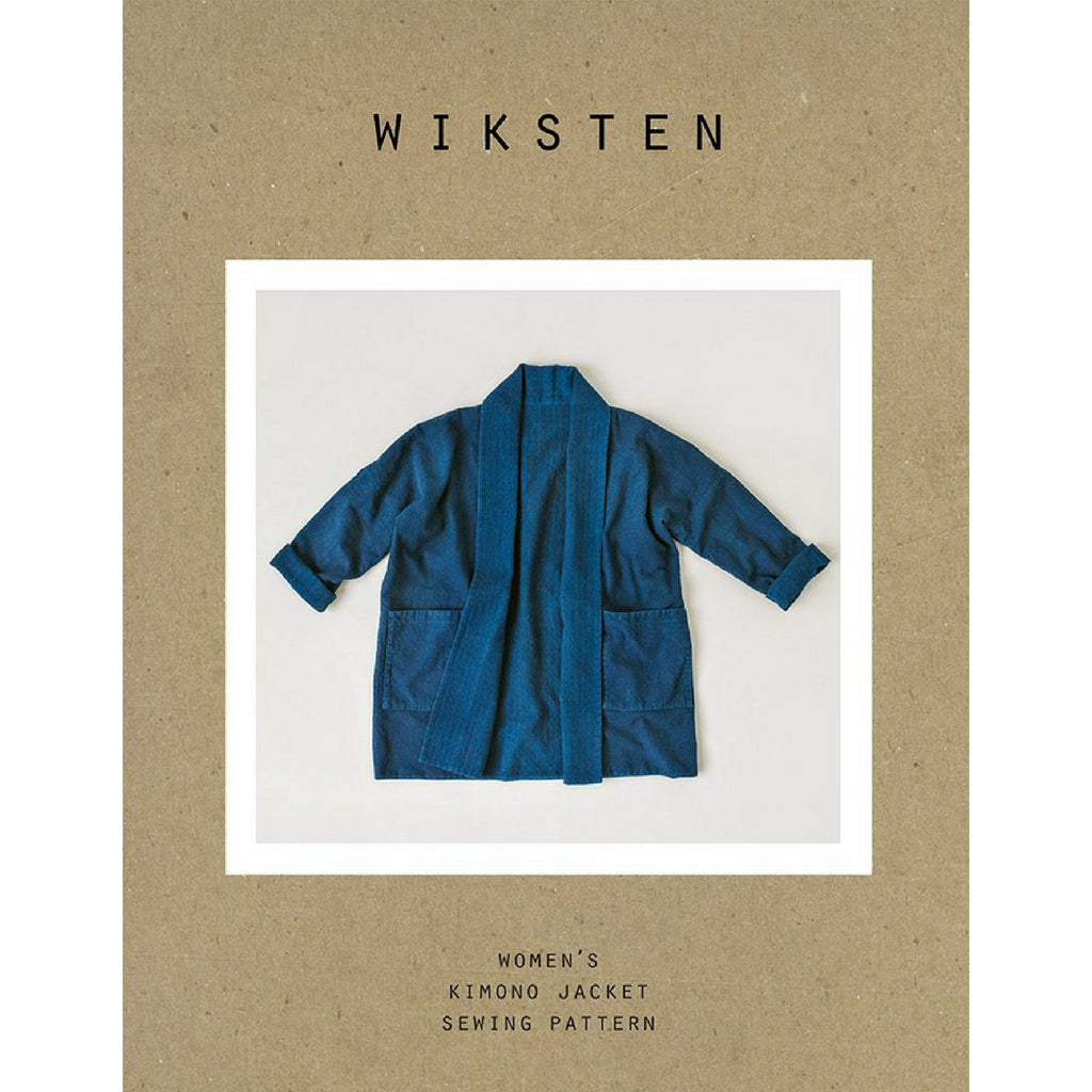 Wiksten Haori Jacket - Sold Out - Style Maker Fabrics