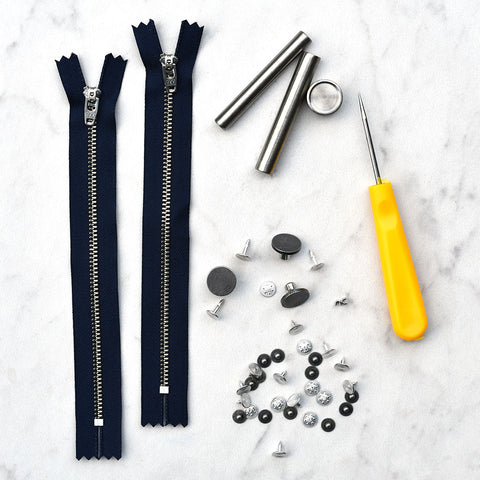 KATM Jeans Hardware + Tools Kit