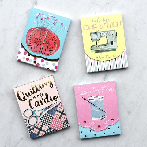 Sew Chic Pocket Notepads