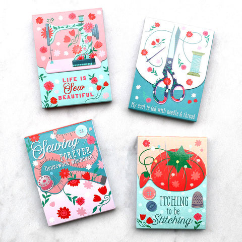 Sew Forever Pocket Notepads