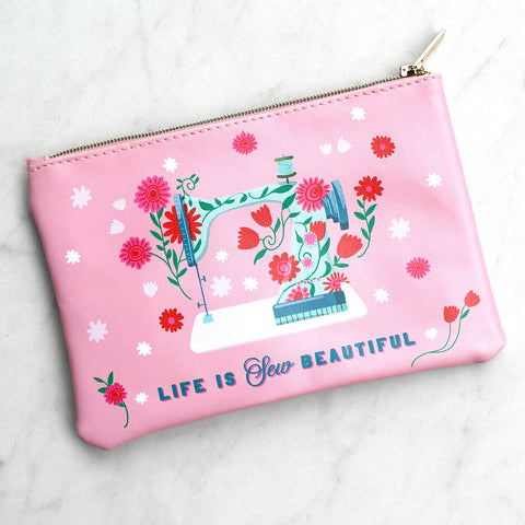 Sew Forever Zipper Pouch