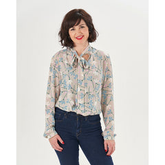 Sew Over It Pussy Bow Blouse - Patterns - Style Maker Fabrics
