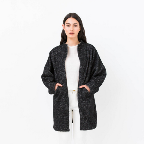 Papercut Patterns Sapporo Coat