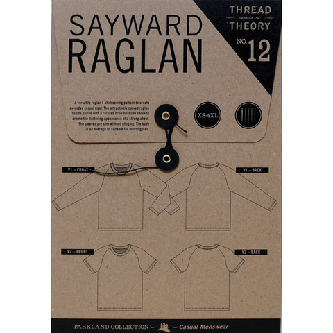 Thread Theory Men's Sayward Raglan