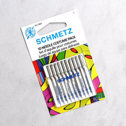 Schmetz Sewing Machine Needle Variety Packs