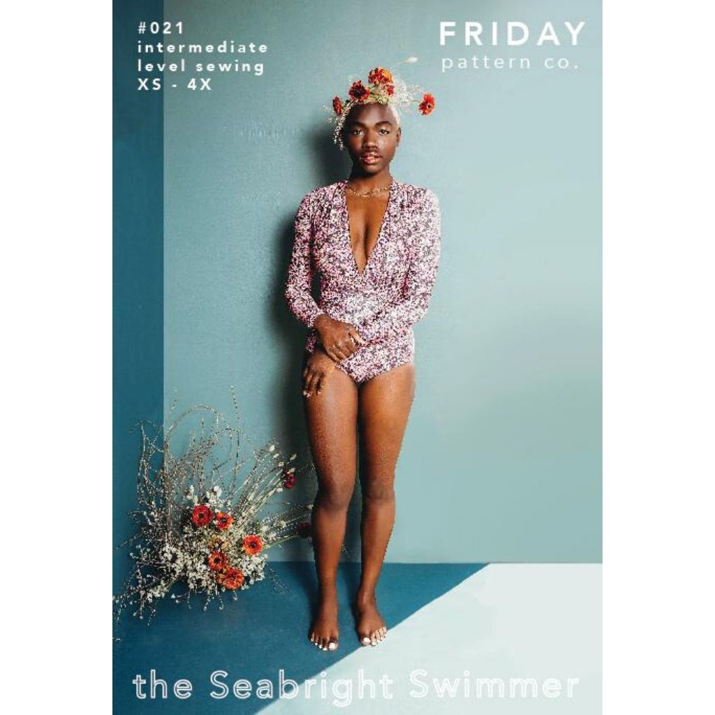 Friday Patterns Co. Seabright Swimmer - Patterns - Style Maker Fabrics