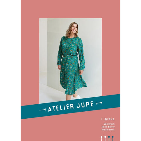 Atelier Jupe Patterns Sienna Winter Dress