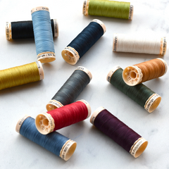 Gütermann Thread - Sew-all Polyester - Notions - Style Maker Fabrics