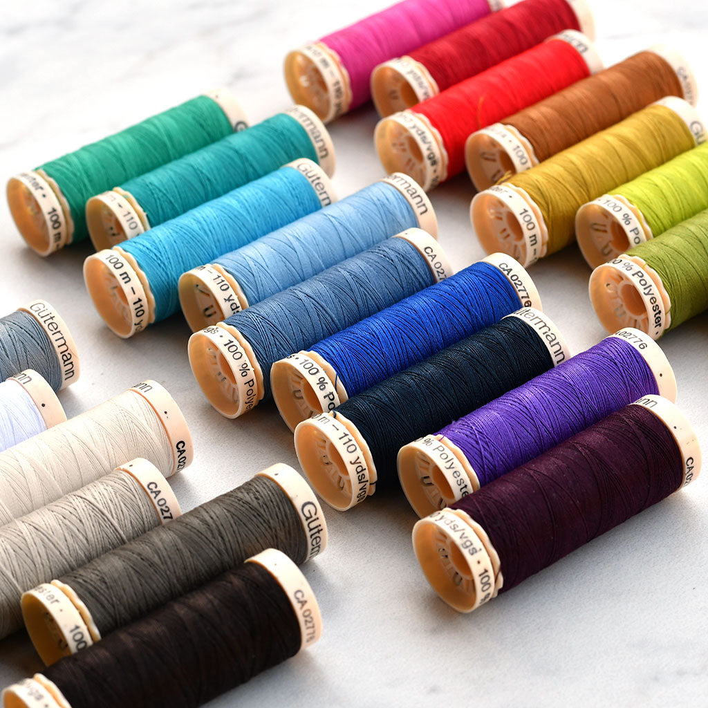 Matching Gütermann Thread - Sew-all 110 yd - Notions - Style Maker Fabrics