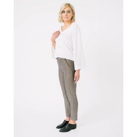 Papercut Patterns Twist Pants
