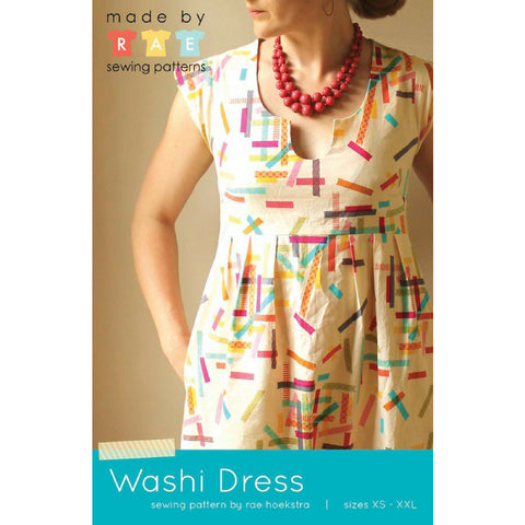 Made by Rae Washi Dress & Top