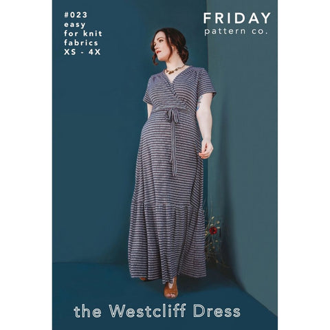Friday Pattern Co. Westcliff Dress