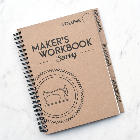 Maker's Sewing Workbook