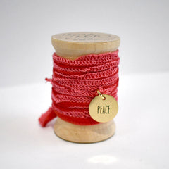 Thread of Life - Wrap Bracelet - Sold Out - Style Maker Fabrics