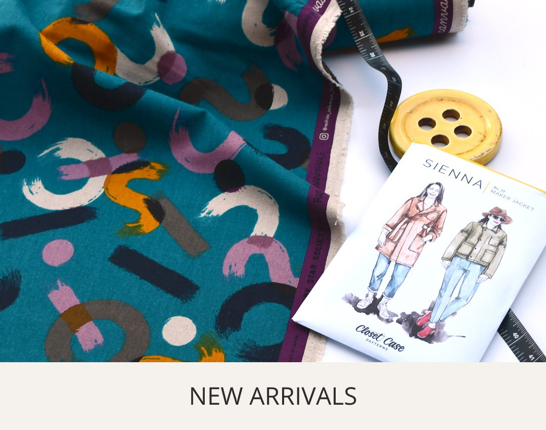 Style Maker Fabrics | New Arrivals