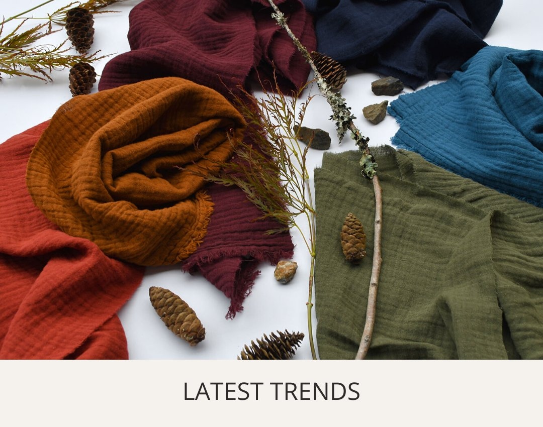 Style Maker Fabrics | Latest Trends