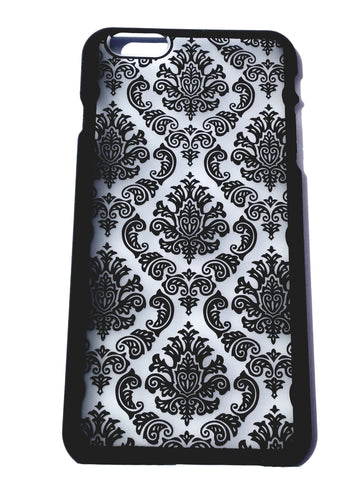 iPhone 6 Plus Lace Case - Black
