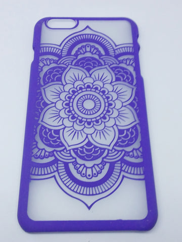 Mandala Purple iPhone 6s Plus Case