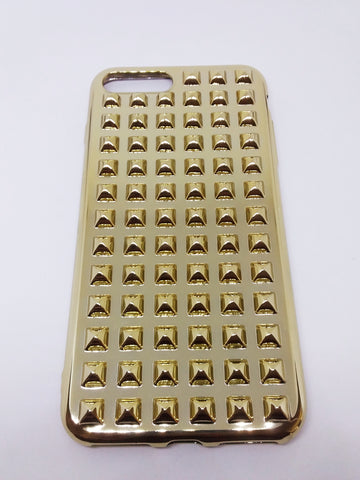 iPhone 8 Plus Do What You Want Case - Gold