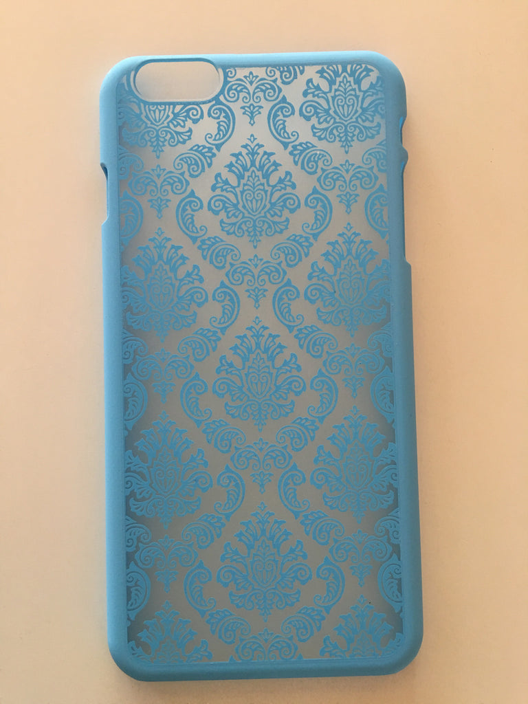 Lace Blue iPhone 6s Plus Case