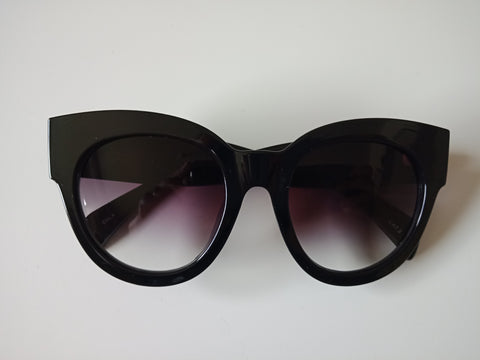 Penelope Sunglasses - Black