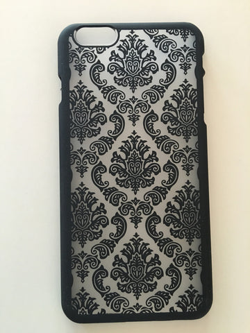 Lace Black iPhone 6s Plus Case