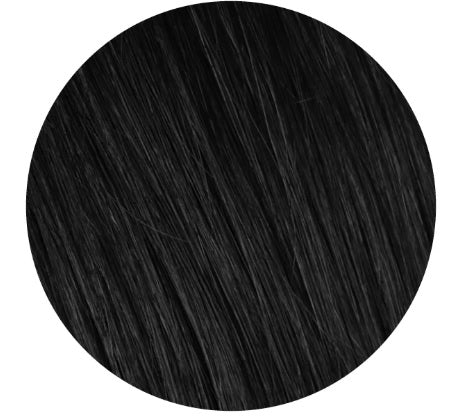 "Dollywood Hair Extensions Clip-Ins 20"" - Black"