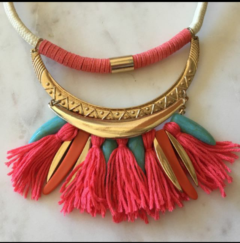 Del Ray Necklace - Willow Rose Boutique
