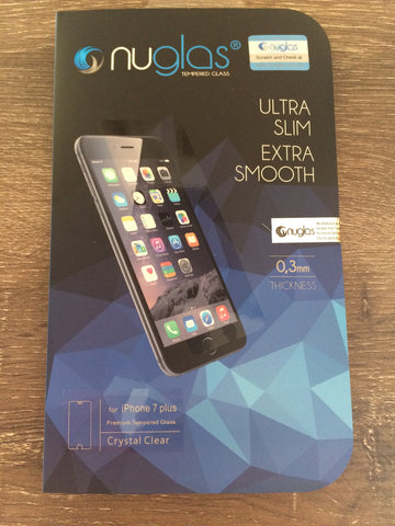 Screen Protector Tempered Glass iPhone 7 Plus 2Pk  - Clear
