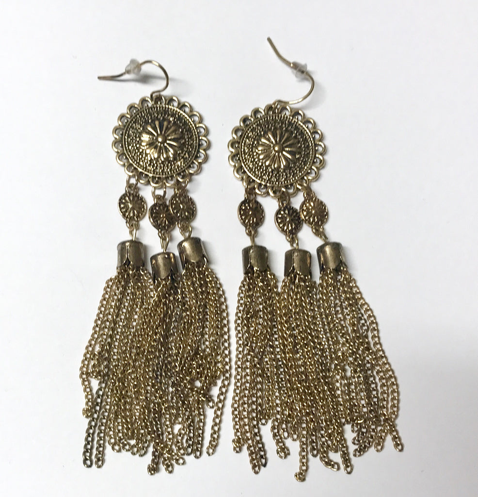 Daisy Earrings - Willow Rose Boutique