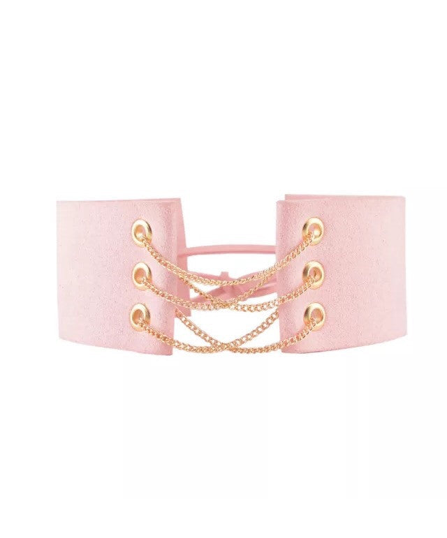 Texas Choker Baby Pink (Pre-Order) - Willow Rose Boutique