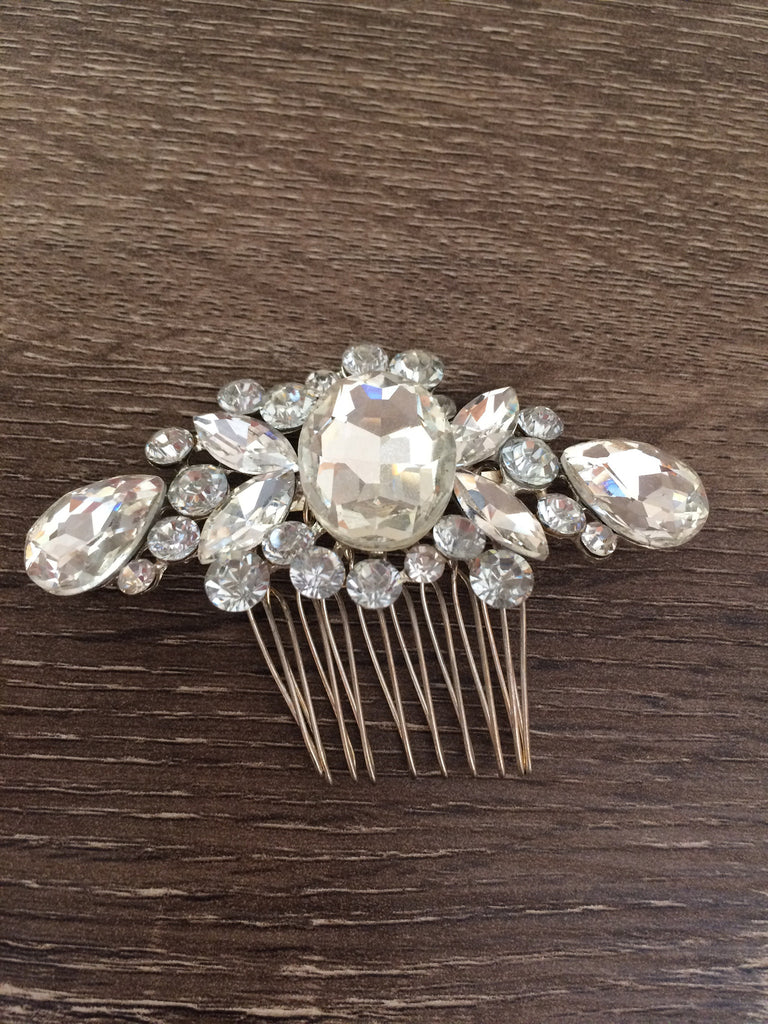 Gatsby Hair Clip - Willow Rose Boutique