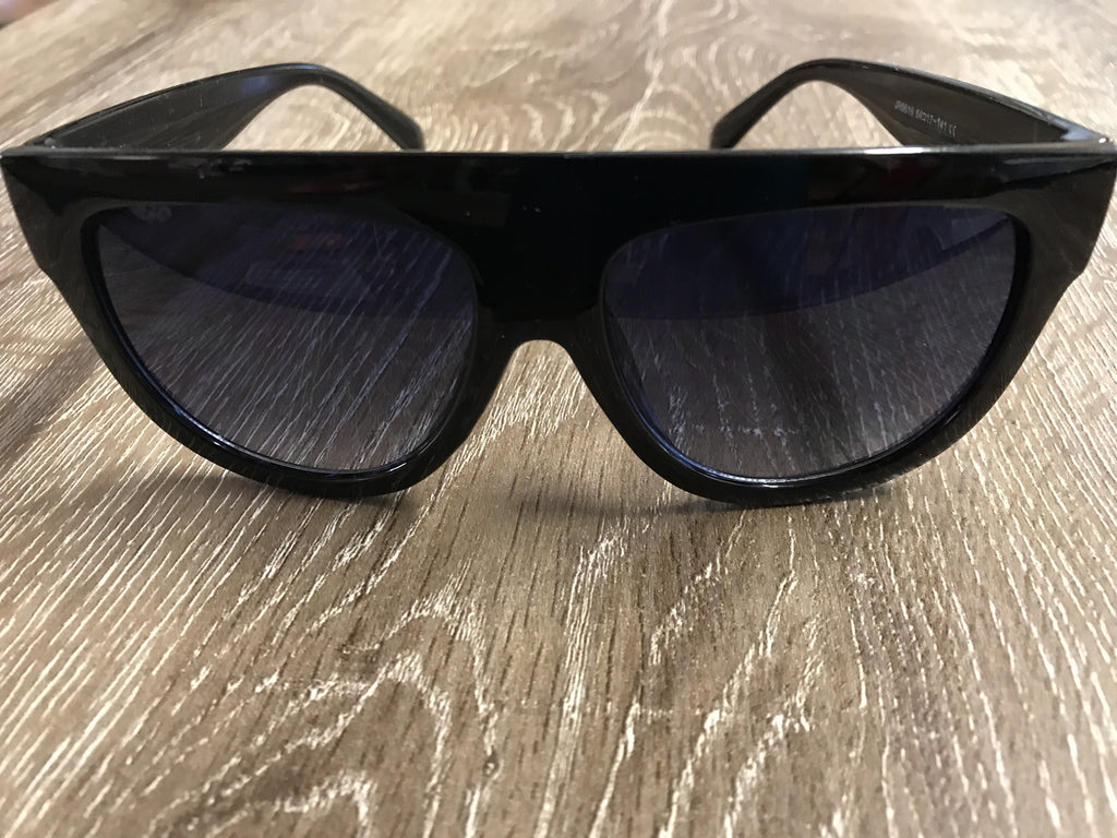 Khloe Sunglasss - Black - Willow Rose Boutique