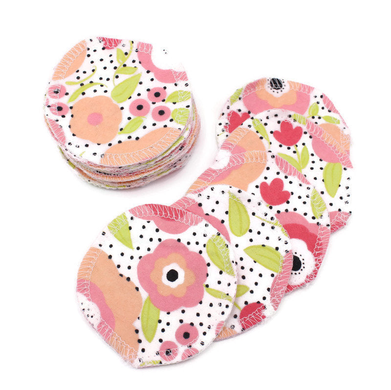 Facial Rounds- Set of 20- Poppy Print - Cute and Funky