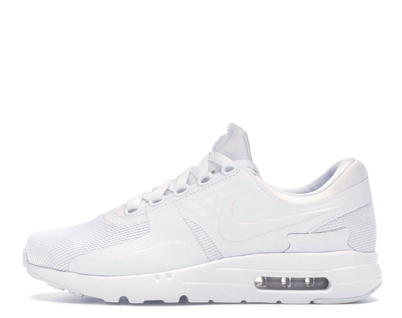 air max zero triple white