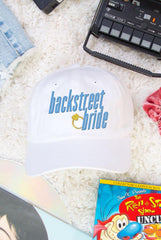 PRESALE! - Backstreet Bride | Backstreet Babe - Ultimate Boy Band Bachelorette Party Hats!