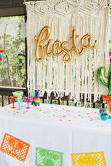 Reusable Fiesta Papel Picado!