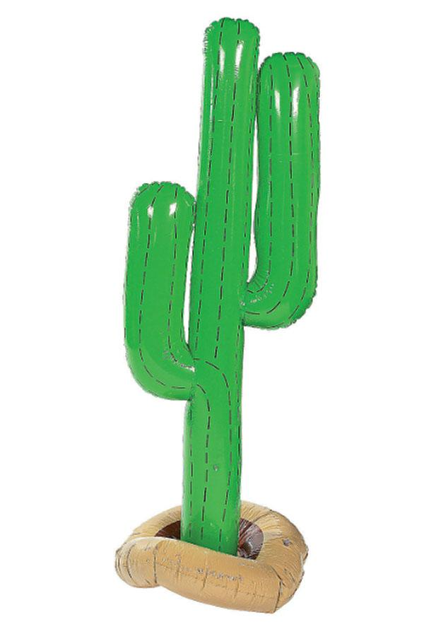 Tall Dark and Handsome Inflatable Cactus