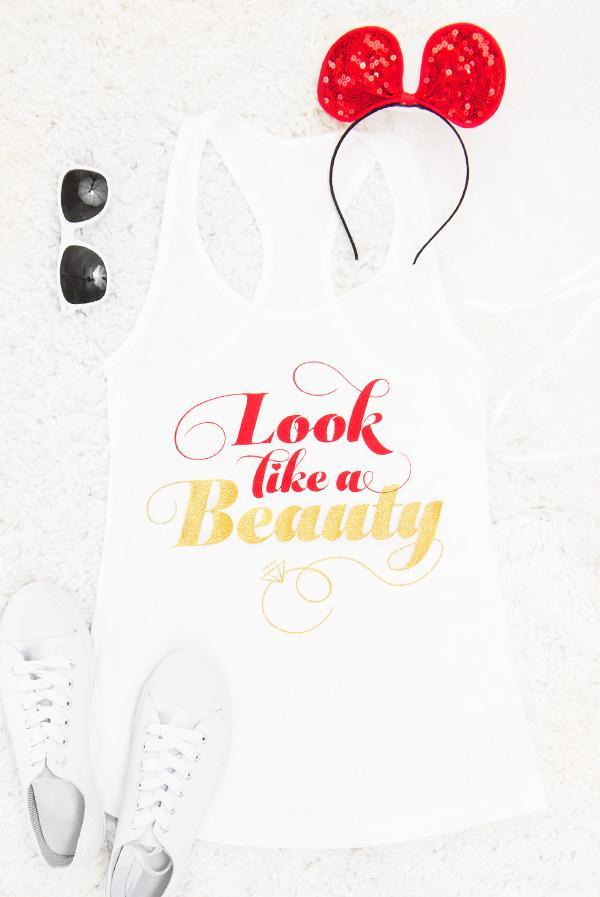 Funny Bachelorette Party Shirts - Look Like a Beauty | Party Like a Beast