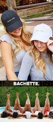 Bride Vibes | Drunk Vibes | Party Vibes - Bachelorette party dad hats