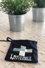 Silver Foil Hangover First Aid Bags - No Regrets!