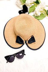 """I Bow What You Did Last Summer"" 🎀 Adorable Straw Sun Hats"