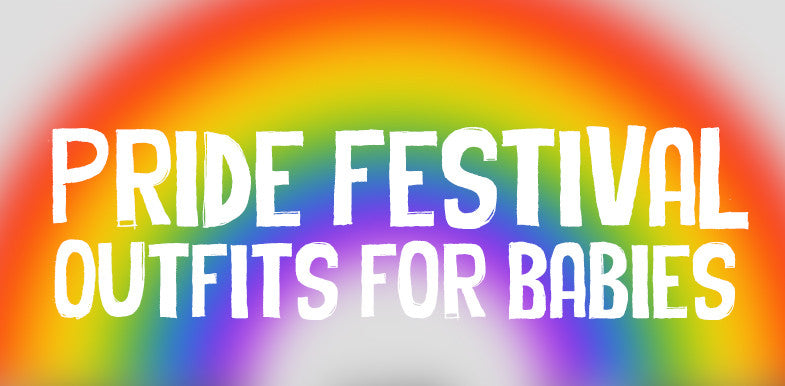 Pride Festival Outfits For Babies