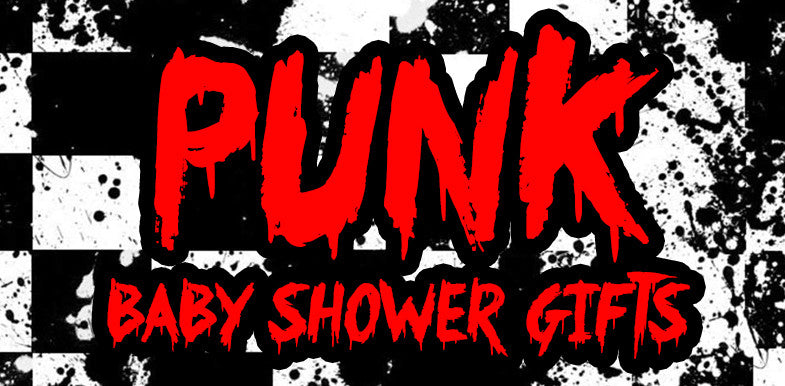 Top 10 Punk Baby Shower Gift Ideas