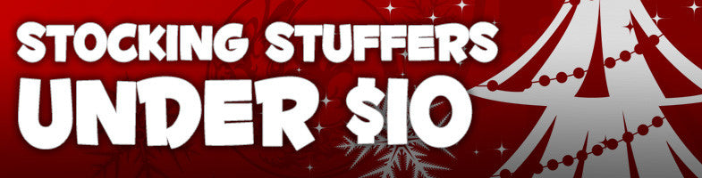 Stocking Stuffers Under $10